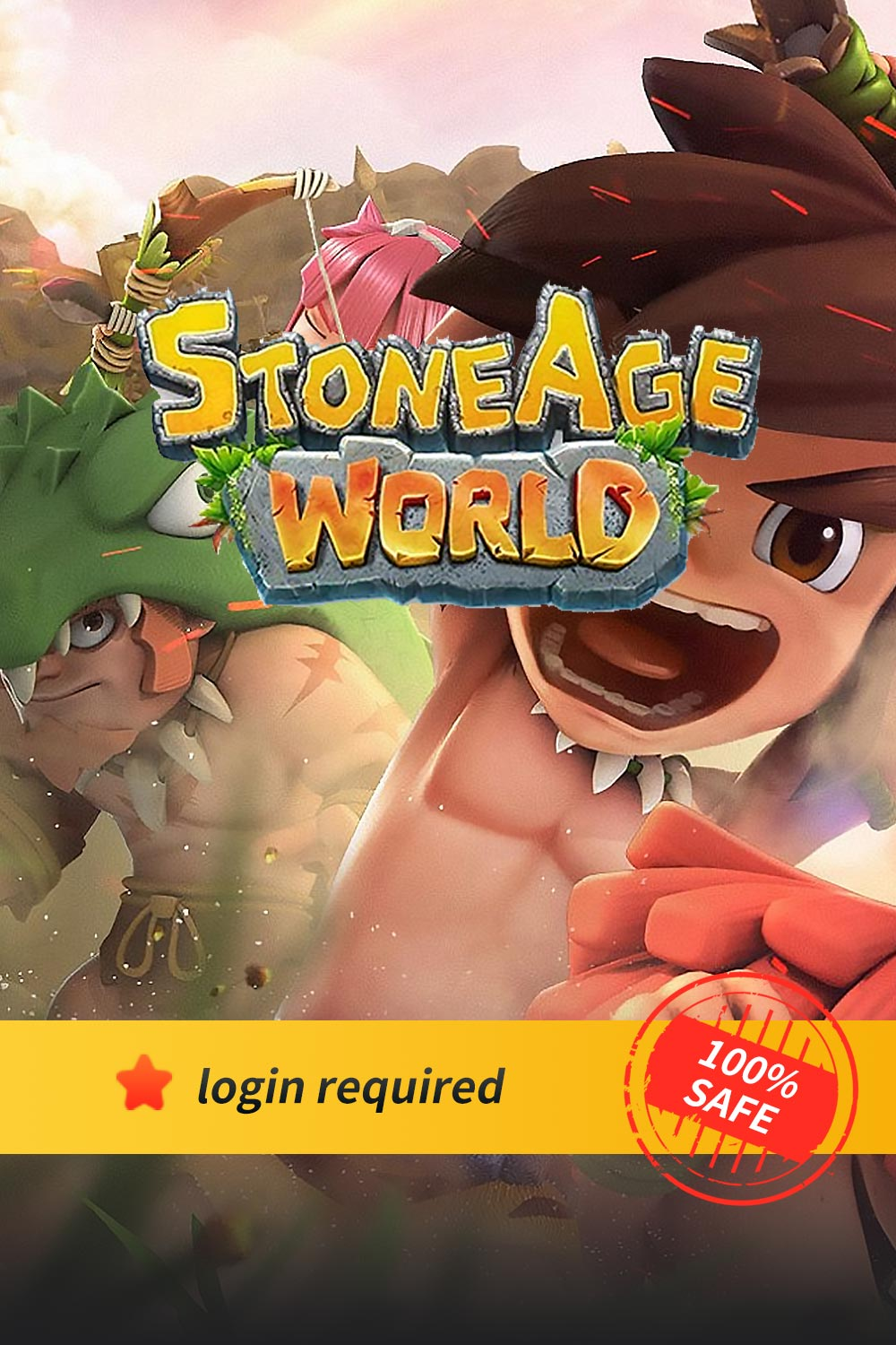 Stoneage:World