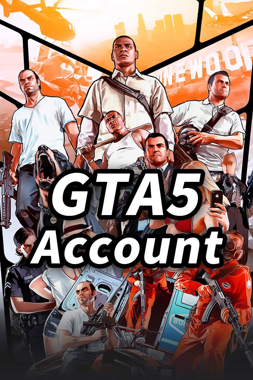 GTA账号